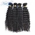 Гуанчжоу new star волос Бразильский глубокая волна девы волос 4 шт./лот необработанные волос девы ткет