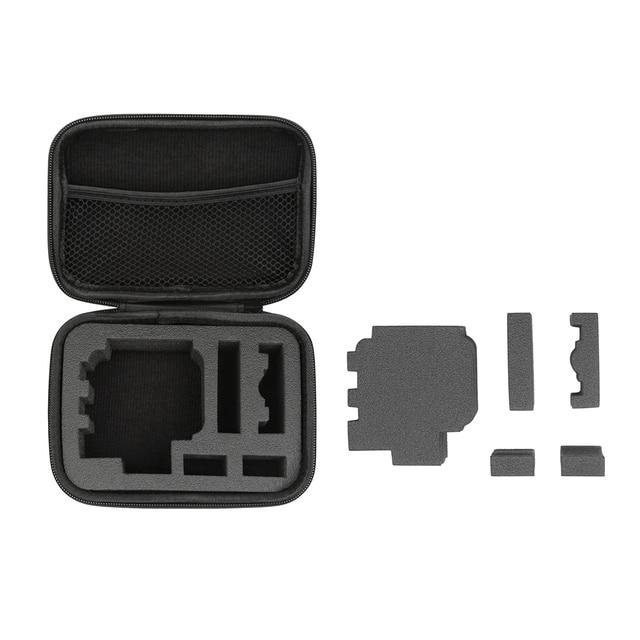 SHOOT Portable Small EVA Action Camera Case for GoPro Hero 8 7 6 5 Black Xiaomi Yi 4K Sjcam Sj4000 Eken H9r Box Go Pro Accessory 2