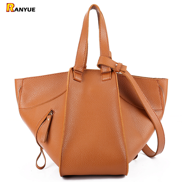 2017 Change Shape Women Bag Set PU Leather Handbags Composite Bags Women Handbag And Purse Set Big Shoulder Bag Ladies Hand Bags