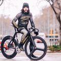 ROPA pro team 2018 DOSNOVENTA BLCYCLES manica lunga salopette ciclismo Jersey uomo e donna da corsa ciclismo bicicletta Abbigliamento Sportivo