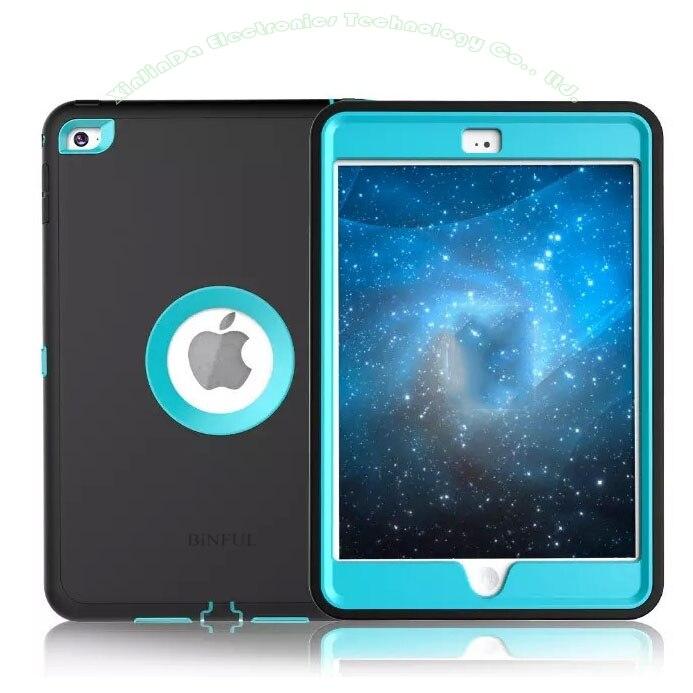 Para iPad Mini 4/3/2/1 Smart Cover + Silicona Estuche rígido de TPU - Accesorios para tablets - foto 2
