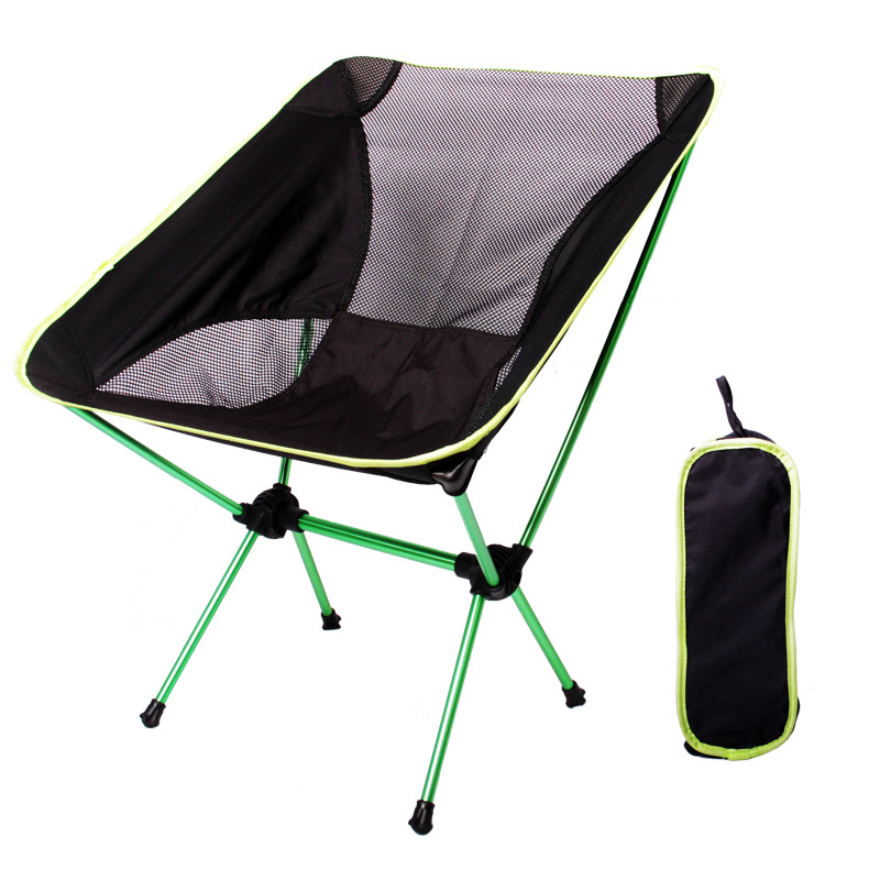 Camping Stool Outdoor Folding Seat Hiking Fishing Festival BBQ Picnic Chair NEW
