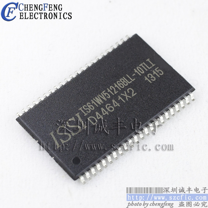 IC IS61WV51216BLL-10TLI TSOP Original authentic and new Free Shipping IC free shipping 100% new original 5pcs lot mt29f64g08cbaaawp a mt 29f64g08cbaaa wp a ic flash 64gbit tsop 48