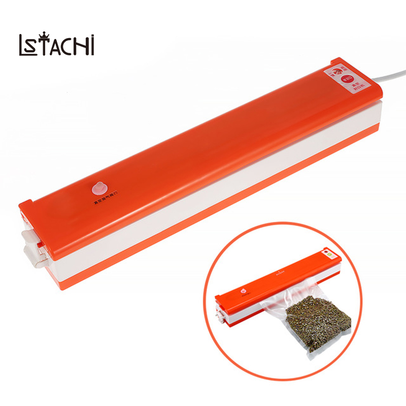 LSTACHi 220V Household Food Vacuum Sealer Automatic Vacuum Packing Machine Container Electric Vacuum Food Sealer Saver MotorLSTACHi 220V Household Food Vacuum Sealer Automatic Vacuum Packing Machine Container Electric Vacuum Food Sealer Saver Motor