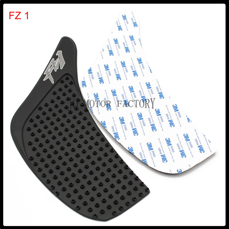 Mtimport Anti Slip Tank Pad Side Gas Knee Grip Traction Pads Sticker Decals For Yamaha Fz1 Fz-1n Fz1n Fz1s Fz 1s 2006-2015 Automobiles & Motorcycles