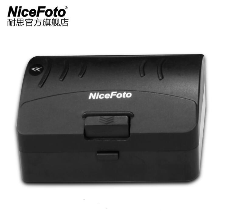 NICEFOTO Li-ion battery 12V-7000mAH For  Q6C Q6N nicefoto pa 3800n1 photographic equipment nicefoto speedlite power box with 3 ports for nikon camera 3800mah li ion battery