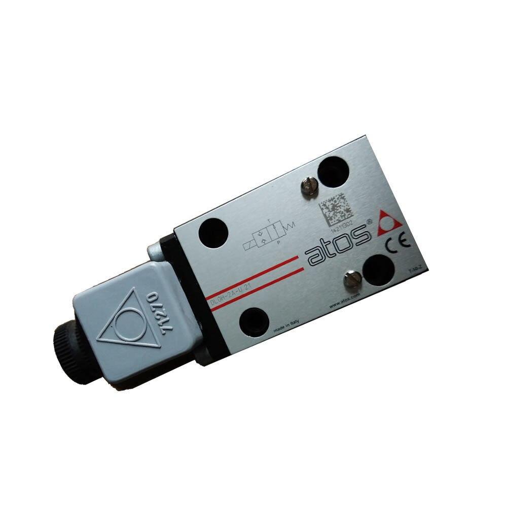 100% Quality Dloh-2a-u 21 24dc New Atos Valve Atoss For Fast Shipping