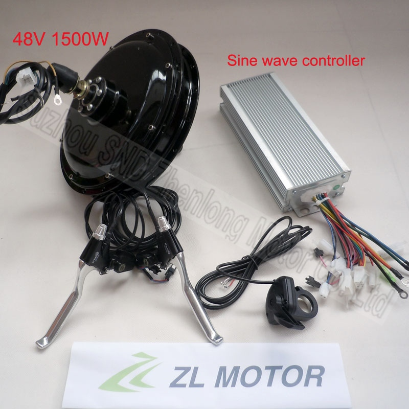 Electric Bicycle High Power Motor Conversion Kit Set E