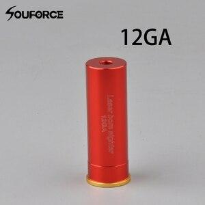 CAL: .12 GAUGE Cartridge Red L