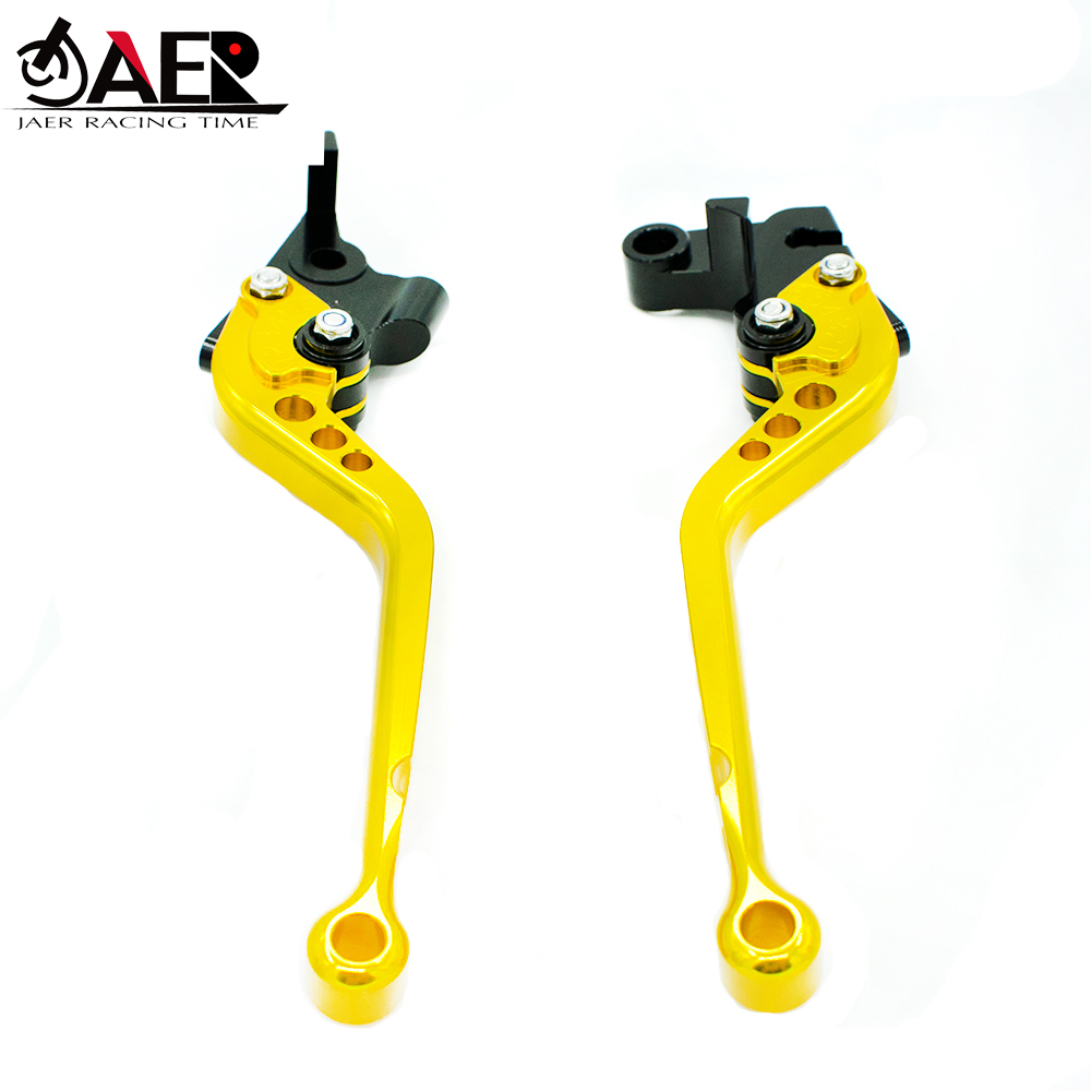 Image 2 - JEAR Long CNC Motorcycle Brake Clutch Levers for Triumph AMERICA SPRINT RS SRINT ST TT 600 SPEED FOUR DAYTONA 955i SPEED TRIPLE-in Levers, Ropes & Cables from Automobiles & Motorcycles