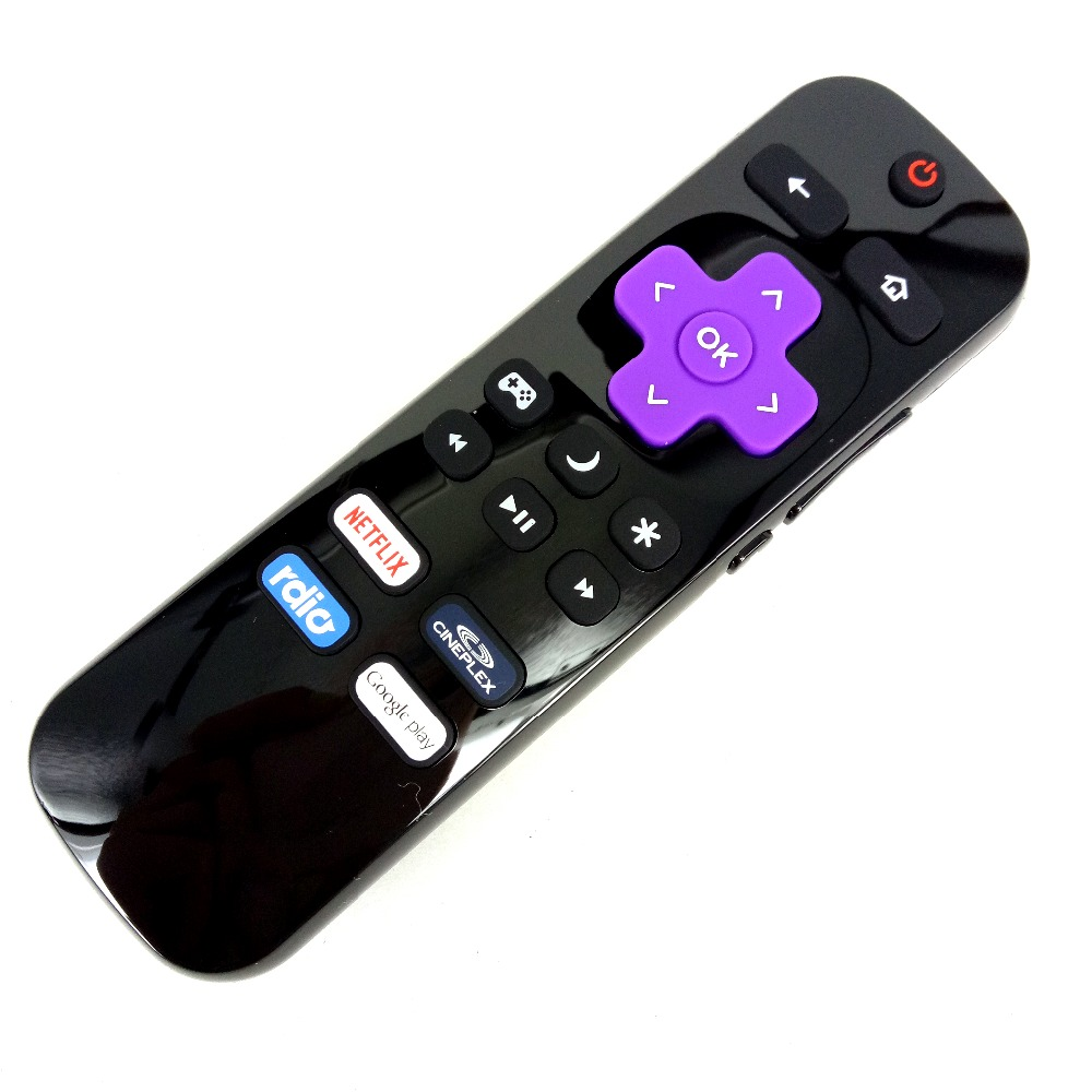 NEW Remote control Original for INSIGNIA FOR ROKU TV NS RCRCA 16 Fernbedienung free shipping-in