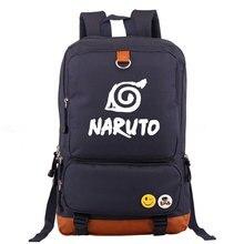 Uzumaki Naruto Boy Girl School Bag