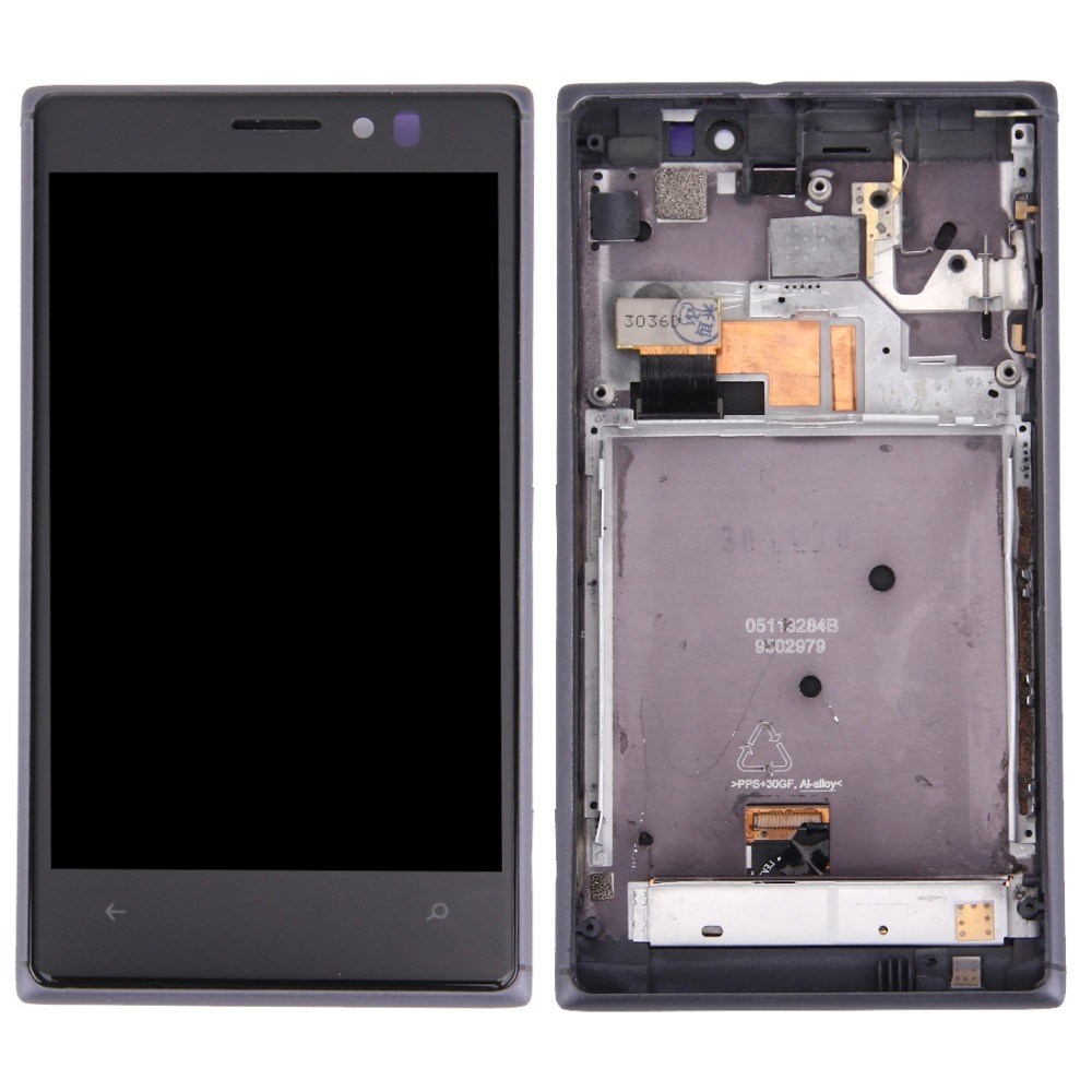 iPartsBuy LCD Display + Touch Panel with Frame Replacement for Nokia Lumia 925iPartsBuy LCD Display + Touch Panel with Frame Replacement for Nokia Lumia 925