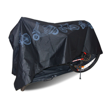 Outdoor Portable Waterproof Scooter Bike Motorcycle Rain Dust Cover Bicycle Protect Gear Cycling Bicycle Accessories