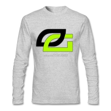 On Sale Adult OpTic Gaming Logo Design T Shirts Funny Crewneck Cheap T Shirt Adult 100% Cotton T-Shirt