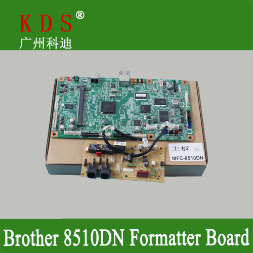 Original formatter board for Brother MFC-8510DN usb control board for LT1791001 main board for brother mfc 7840n mfc 7840 mfc 7840 7840n formatter board mainboard