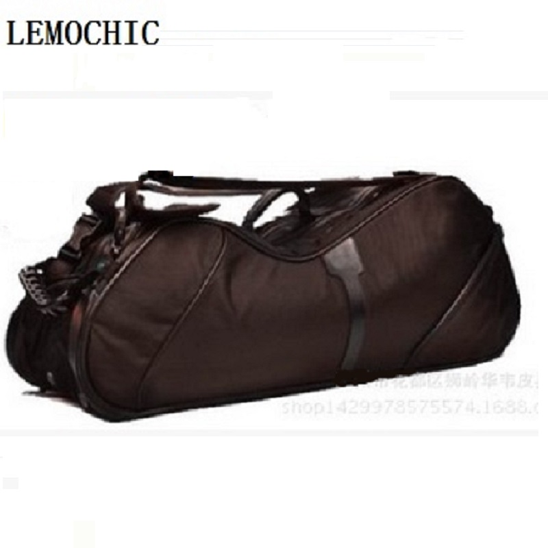 LEMOCHIC Outdoor Gym Travel Duffle Badminton Bag New Mochilas Deportivas  Fitness Package Cycling Travel Racquet Sports Bag