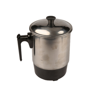 Image 3 - 1.0L 350W 220V Food grade Stainless Steel 304 Conjoined Twin Portable type Electric Cup,Prevent Dry Burn Electric Heat Pan