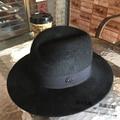 Чужеродные буквы M высокого класса люкс Сэр Кролик плюшевые hat cap джокер шляпы для мужчин и женщин