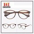 Leve homem rodada de Computador de quadros de óculos mulheres óculos de Computador Oculos de Grau DD0785