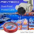 PGY крышка Объектива Фильтры для DJI phantom 4 phantom 3 Gimbal Камеры Фильтр защиты БПЛА Quadcopter drone запчасти аксессуары