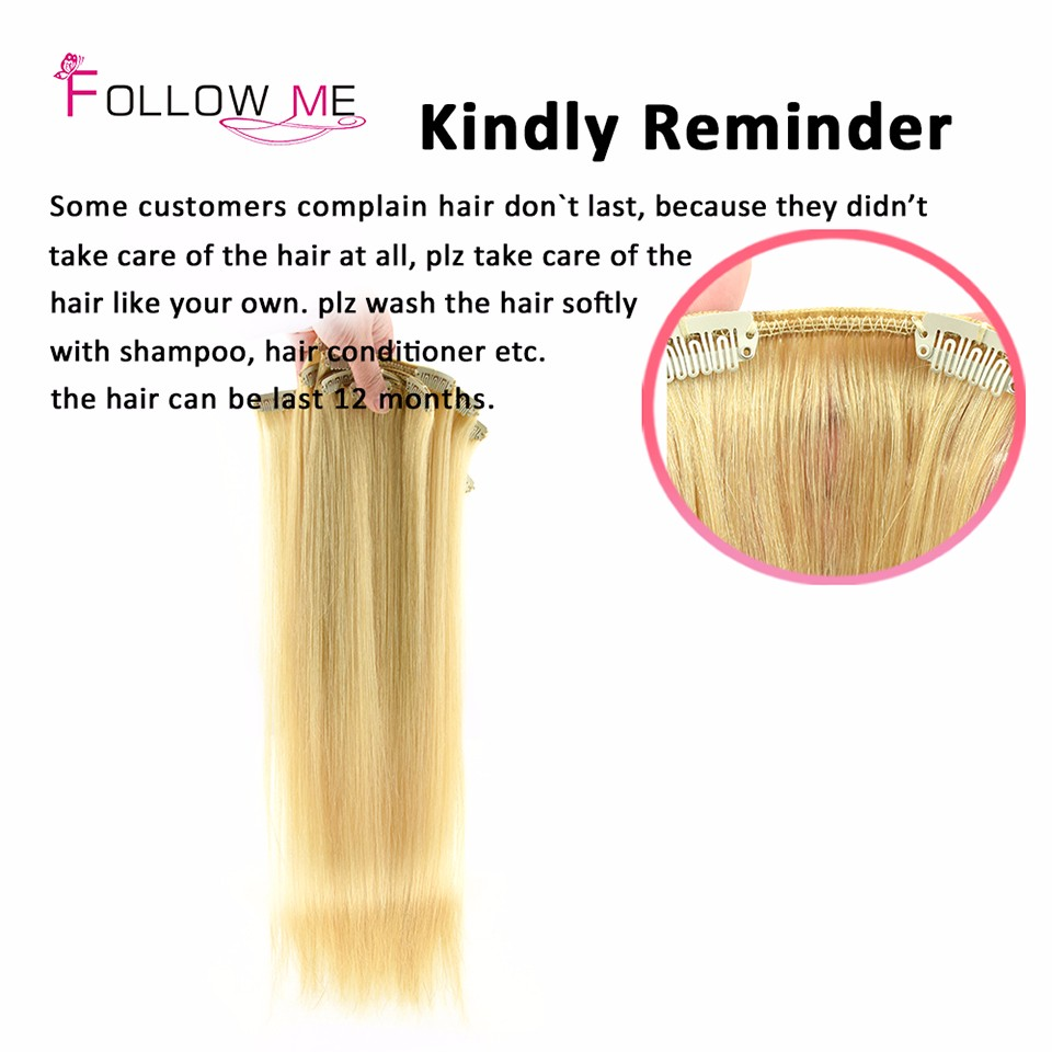 clip in human hair extensions (2)
