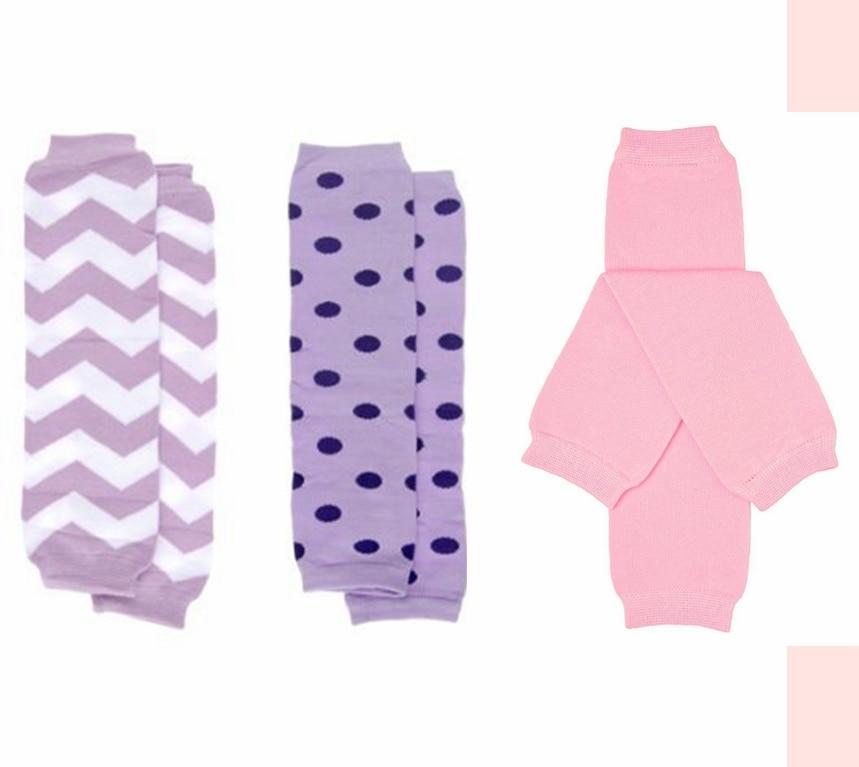 Baby Toddler Girl Polka Dots Flower Winter Warm Socks Tights Arm Leg Warmers NEW