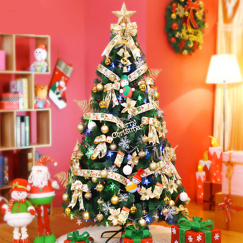 Christmas Tree 1.8 M / 180cm Luxury Encryption Christmas