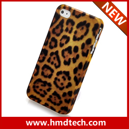 FREE SHIPPING 1PCS Retail wholesale 2013 Ultra-thin Plum flower leopard design for iphone 4g/4s hard case