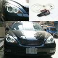 Для Toyota Windom MCV30 2001 2002 2003 Отлично Ultrabright подсветки CCFL Angel Eyes kit Halo Кольцо angel eyes kit