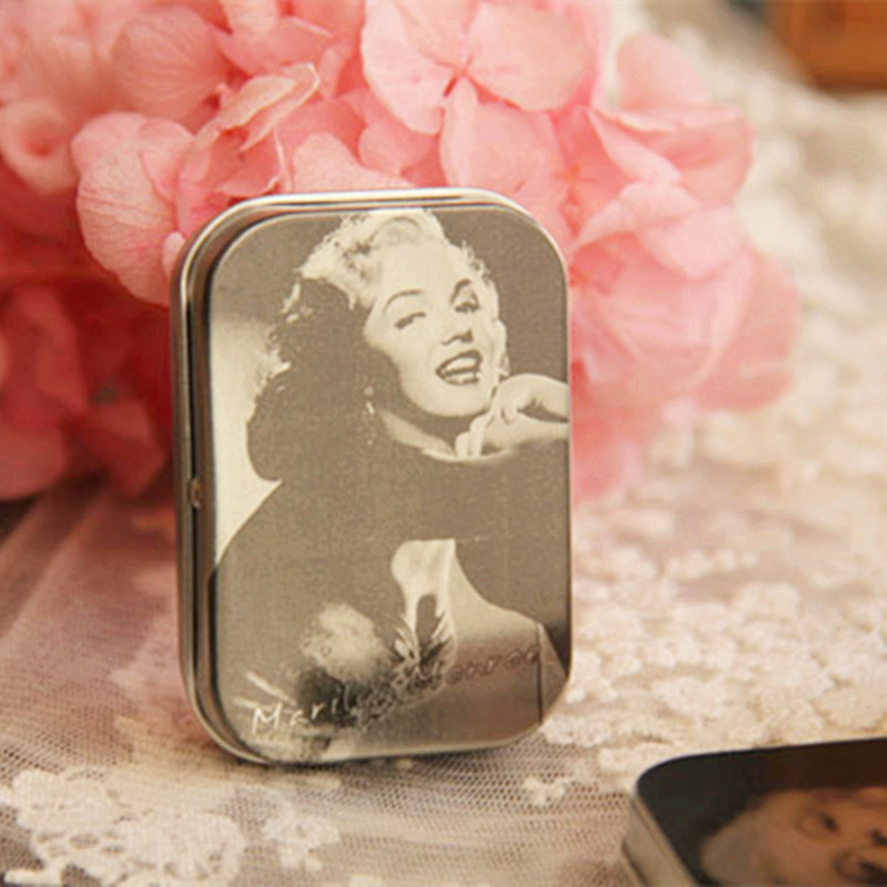 Aliexpresscom Buy 6pclot 6style Retro Marilyn Monroe Storage