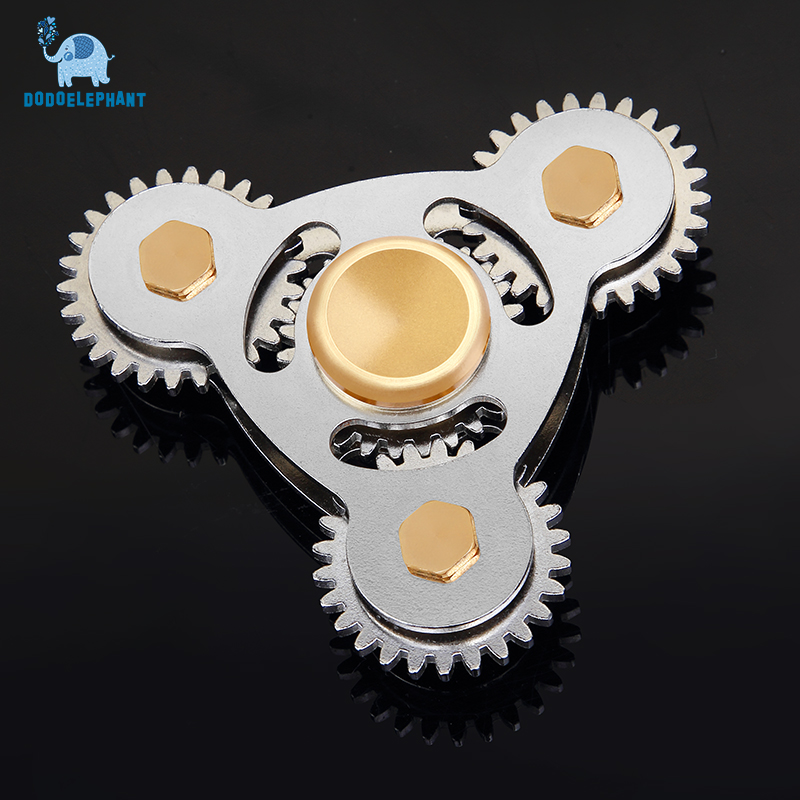 DODOELEPHANT TL-8 Hand Spinner Alloy+brass Metal Fidget Spinner Finger Spinner For Autism Kids/Adult Anti Relieve Stress Toys cool game genji darts alloy metal weapon rotatable darts cosplay props for collection fidget spinner hand anti stress kf028