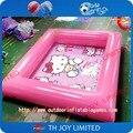 Pequeña piscina inflable para niños/pink piscina inflable