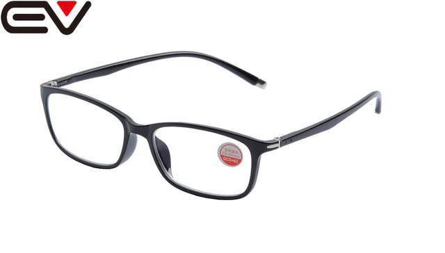 cc614a9e32cb EV Anti-glare Computer Eyeglasses Unisex reading glasses with UV400 Protection  Anti Blue Rays frame