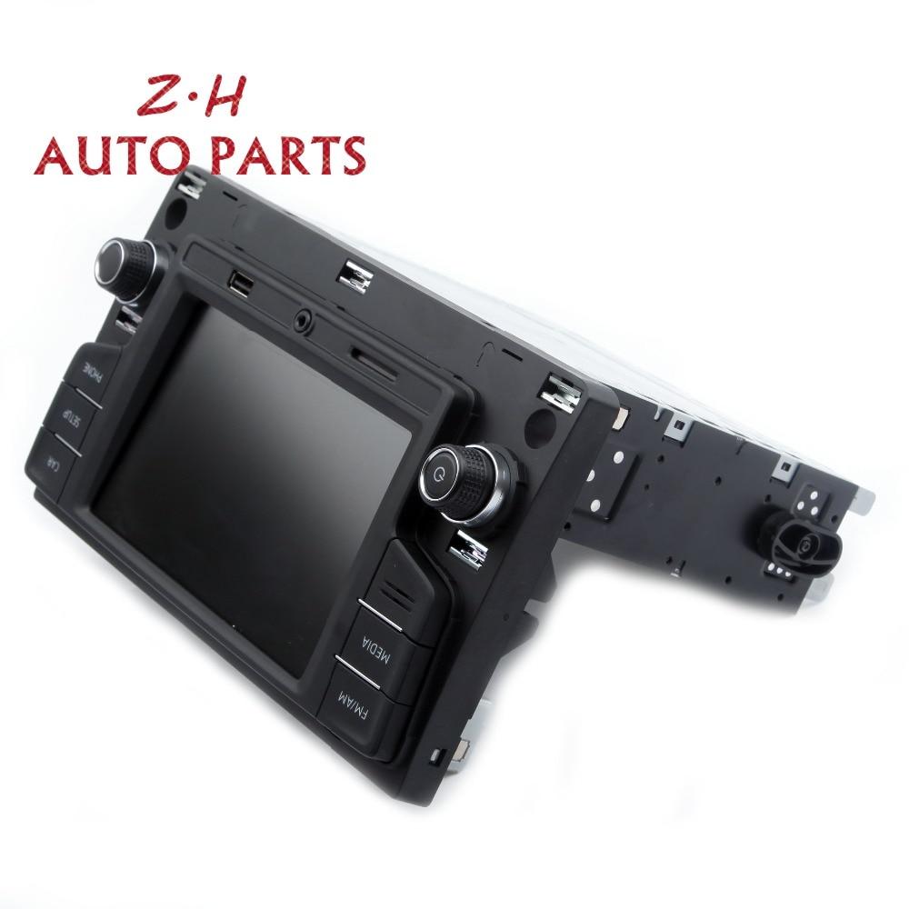 New 6.5'' MQB MIB Bluetooth OPS Reverse Camera Car Radio Players MirrorLink 5GG 035 280 B For VW Golf MK7 Passat B8 5GG035280B