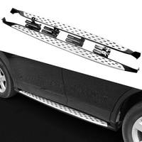 Aluminium Treeplank Side Step Nerf Bar Hoge Kwaliteit Fit Voor Ford Kuga Escape 2012 2020|nerf bars|step running boardsrunning boards -