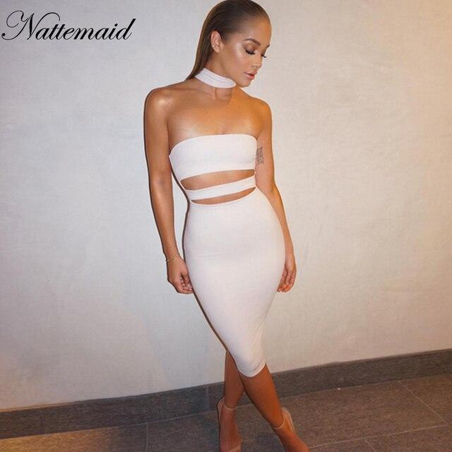 Sleeveless Strapless Dresses