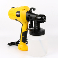 High pressure Removable Electric Spray Machine Paint Sprayer for Painting Car Wood Furniture with Sprayer Cup