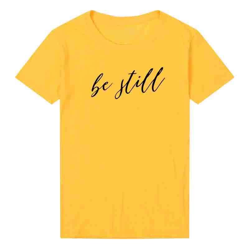 まだ私の魂で白レディース Tシャツクリスチャン半袖ユニセックス Tシャツ Camisetas フォロースローガン綿カジュアル Tシャツトップドロップ