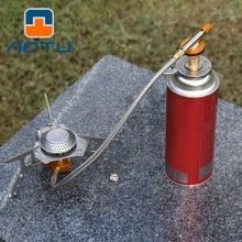 Outdoor Camping Conversie Hoofd Gas Bottle Adapter Stove Connector Outdoor Picknick Camping Wandelen