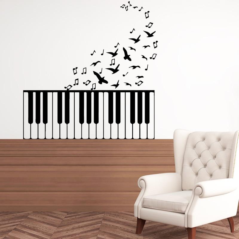 Vinyl, For, Decoration, Decal, Bedroom, Decor
