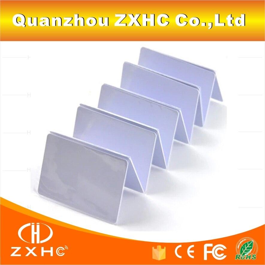 (10PCS) EM4305 Card Programmable RFID 125khz Replicable Smart Tags For EM4100 Copy