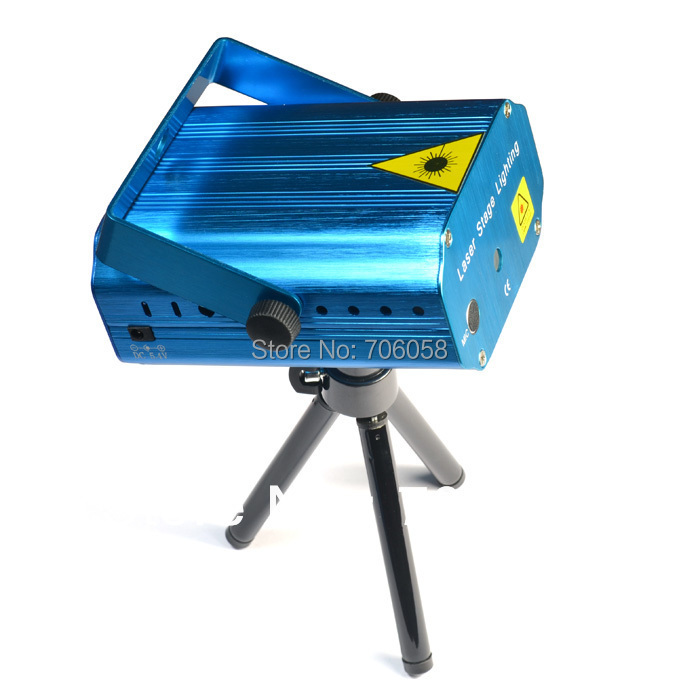 Mini R&G Laser Projector LASER LIGHT Stage Lighting For DJ Show DISCO KTV Party mini r