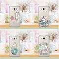 Mr Wonderful funda unicorns Cases Cover For Samsung A3 A5 A7 A8 J1 J5 J7 2015 Note 7 5 4 3 S3 mini S4 S5 S6Edge Plus S7 S7Edge