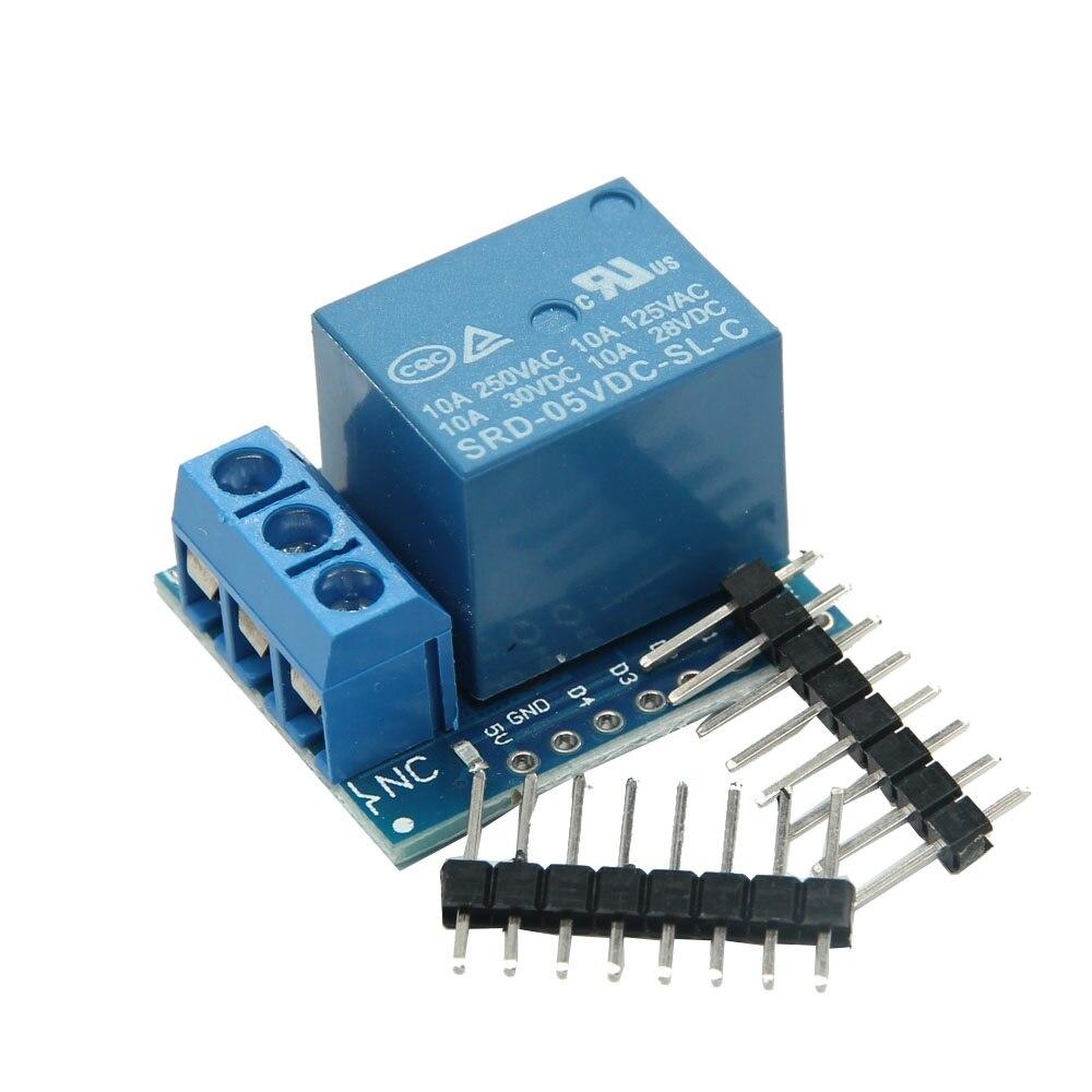 ESP8266 Relay Shield V2 WeMos D1 Mini ESP8266 Development Board For WeMos D1 Mini Relay Module For Arduino