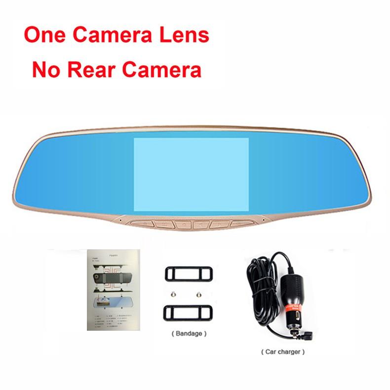 Jansite Car DVR Camera Review Mirror FHD 1080P Video Recorder Night Vision Dash Cam Parking Monitor Auto Registrar Dual Lens DVR 25