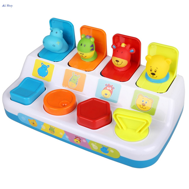 jouet bebe pop up