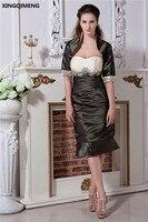 Винтаж Сексуальная Русалка Коктейльные платья с курткой элегантный коктейльное платье красивые короткие официальная Вечеринка Платья для