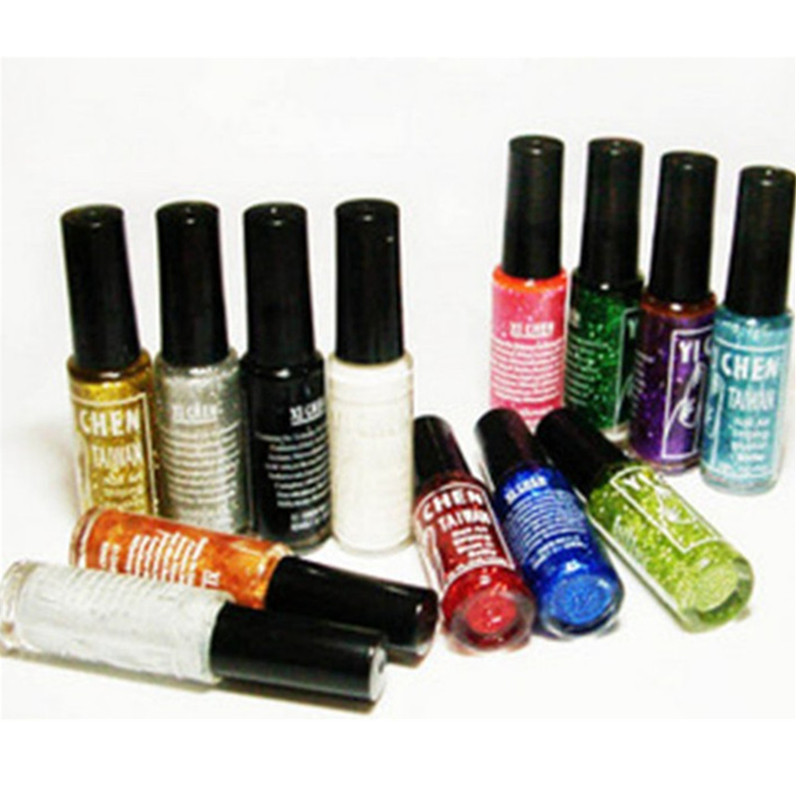 Nail special tools Nail painted Pull line Draw flowers 10ml Nail ...