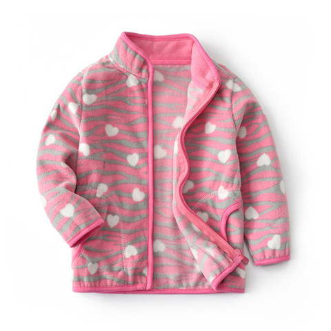 Baby girls coats children casual fleece jackets clothing fashion autumn kids cotton long sleeve jackets boys sports cardigan Lahore